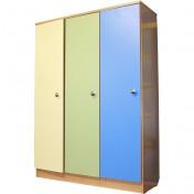 Шкаф для одежды 3х секционный