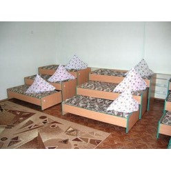 Кровать 3-х ярусная
